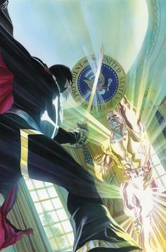 Superpowers by Alex Ross