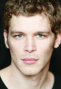Christian Grey:  Joseph Morgan (currently Klaus, Vampire Diaries).