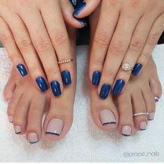 40 Toe Nail Designs-- 40 Toe Nail Designs For Summer Pretty Toe Nails, Cute Toe Nails, Toe Nail Art, Gorgeous Nails, My Nails, Hair And Nails, Nail Art Vernis, Toenail Art Designs, Feet Nails