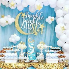 Wow, going to bed with this one tonight! Twinkle Twinkle Little Star... 👶🌟🍼👶🌟🍼 Don't miss this wonderful Twinkle Twinkle Little Star Shower! View all 10from party photos from @bizziebeecreations by clicking our profile link. ⠀ ⠀⠀⠀⠀⠀⠀ #catchmyparty #partyideas #baby #babyshower #babyshowerparty #babyshowercake #expectingmom #momtobe #babyshowergoals #babyshowerideas #glambabyshower #babyshowerdecor #babyshowerparty #babyshowerday #festas #follow #cumpleanos #amblifeissweet…
