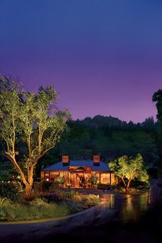 Tucked into a private canyon in the Upper Napa Valley | Calistoga Ranch, An Auberge Resort Calistoga, CA