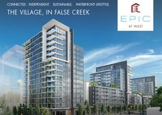 Epic At West Condo Tower Pre-Sales Coming Soon - Southeast False Creek Living