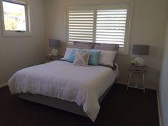 Home staging. Master bedroom.