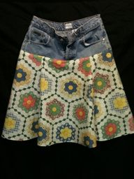 upcycled clothing ideas | shirt Craft Ideas / Clothes My girls have plenty of pants I can do this with.                                                                                                                                                     More