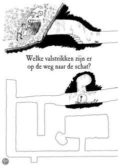 """""""Valstrikken"""""""