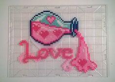 Love in a Bottle by Supernaturally.deviantart.com on @DeviantArt