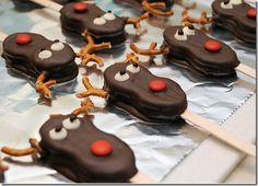 Christmas Treat Inspiration @Remodelaholic