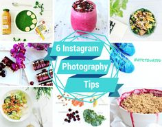 Photography tips for Instagram with @Blogsociety + @fitfoodieblog