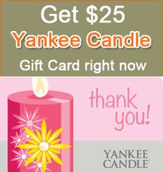 Safe off today =======>>> Buy 1 Get 1  Click Buy now : http://bit.ly/1AA93HE Buy at least 1 items that you like on our website , Get $25 YankeeCandle Gift Card direct to your shipping now