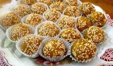Greek Recipes, Different Recipes, Muffin, Food And Drink, Sweets, Cookies, Breakfast, Desserts, Foods