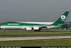 Iraqi Airways Airbus A380-900ER