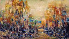 Mihai Olteanu - Google+ Impressionist Art, Impressionism, Eugene Jansson, Art School, Bold Colors, Belgium, Greece, Germany, Landscape