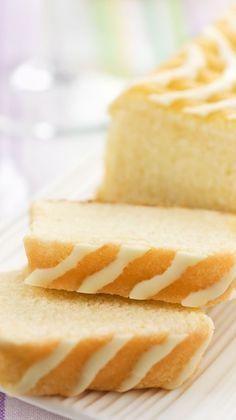 Starbucks Iced Lemon Pound Cake Recipe {Copycat} | Bakerette.com