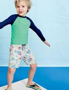 065c80b6da Short Pants Children's Beach Wear Character Boys Swimwear Long Sleeve  Little Kids Bathing Suit for Young Boy Swimsuit Two Pieces #Affiliate |  Swimming ...