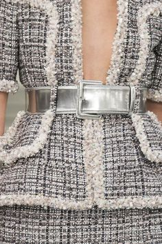 Chanel Spring 2017 Couture Fashion Show Details