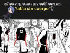 No tener pechos grandes,no es NO tener forma :v Sasuke Sakura, Naruto Kakashi, Naruto Anime, Naruto Comic, Naruto Shippuden Sasuke, Naruto Girls, Hinata Hyuga, Gaara, Sasusaku Doujinshi