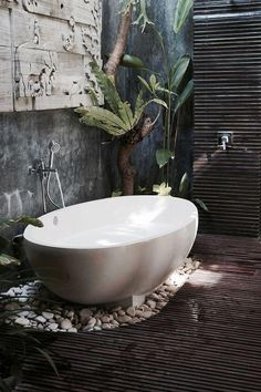 New Bathroom Spa Tub Outdoor Baths Ideas
