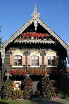 house in Alexandrowka, Potsdam