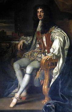 Today is the anniversary of King Charles II's entrance of London to complete the English Restoration, an event that happened in 1660. It is also Charles II's birthday.