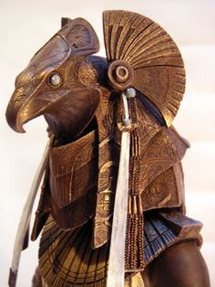 Horus | ... clearly meant to be copies of Horus and Anubis helms from Stargate