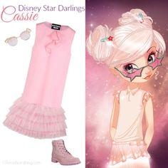 Disneybound by princessjace - Disney Star Darlings Cassie
