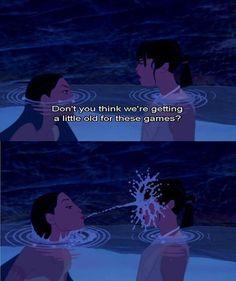 MickeyMeCrazy Disney Pocahontas quote