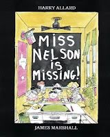 Miss Nelson Is Missing! by Harry Allard: A+