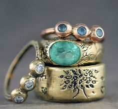 Jewelry | Jewellery | ジュエリー | Bijoux | Gioielli | Joyas | Rings | Bracelets | Necklaces | Earrings | Art |