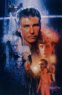 Blade Runner El arte de Drew Struzan