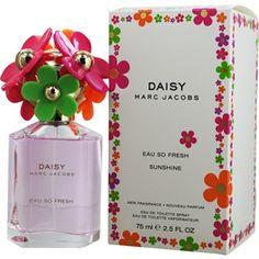 Marc Jacobs Eau de Toilette Spray, Daisy So Fresh Sunshine, 2.5 Ounce, http://www.amazon.com/dp/B00BCOJ2Q6/ref=cm_sw_r_pi_awdm_rAz4tb0JBD96M