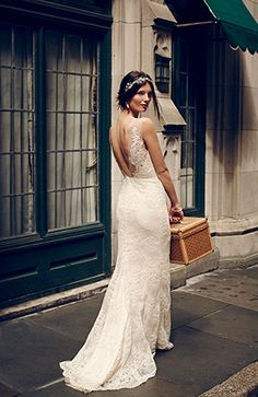 BHLDN's 2014 Fall Bridal Collection. Photos by Bettina Lewin.