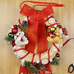 Calendrier de l'Avent Sapin DIY - Annikids, le blog Christmas Wreaths, Holiday Decor, Blog, Diy, Home Decor, Advent Calendar, Mussels, Fir Tree, Children