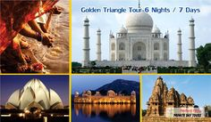 Experience authentic flavor of India along with the wonderful traditions of Rajasthan; visit the exotic destinations Delhi-Agra-Jaipur.  For more details visit here : http://www.perfectagratours.com/golden-triangle-tour-7-days.html or call us at +91-8430251784  #goldentriangletour #goldentriangle #goldentriangle7days #goldentriangletour6nights7days #agra #delhi #jaipur #tajmahal #tajmahal #pinkcity #indiagate