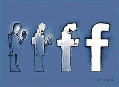 Techno ©: 'The Social Media Epidemic' Satirical Illustrations, Meaningful Pictures, Deep Art, Social Media Apps, Weird Words, Cute Disney Wallpaper, Arte Pop, Visual Communication, Art Sketchbook