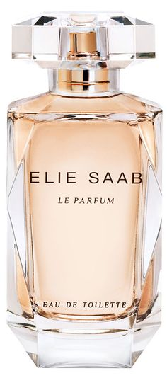 Elie Saab is my all time favorite scent, hands down. Elie Saab 'Le Parfum' Eau de Toilette available at Kenzo Flower, Parfum Chic, Flower Perfume, Ellie Saab, Dolce E Gabbana, Miss Dior, Best Perfume, Stunning Wedding Dresses, Beauty Products