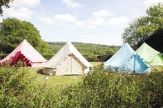 Bell Tent Range from Boutique Camping. Journalists download hi-res image here: http://zero2one.pressloft.com/product.php?pid=498653&tid=1