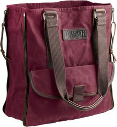 WOMEN'S OIL CLOTH DAY TOTE BAG  Duluth Trading Company