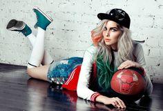swag, girl, hair, fashion