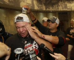 Braves clinch playoff berth 9-25-12! Hope Chipper can end his career with another World Series Championship!
