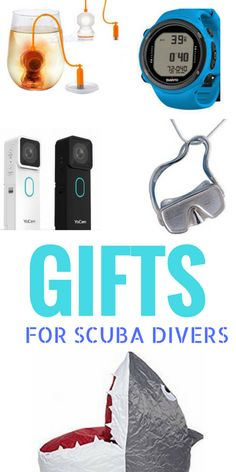 Dear Santa, a scuba holiday would be great, but if not we've made a list of everything else we want here...