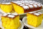 Si tienes que cuidar tu dieta y debes eliminar de ella tanto mantequilla como huevos, entonces esta receta te queda muy bien. Apunta bien los ingredientes y prepárate a disfrutar de una estupenda torta con esta receta de torta sin huevo y sin mantequilla, ya verás como el resultado suave y esponj