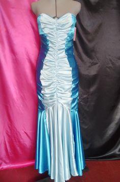 Alice In Wonderland  Blue Caterpillar Dress by MonkeyWrenchDesigns, $250.00