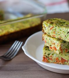 Smoked Salmon Egg Bake from The Performance Paleo Cookbook makes a perfect portable pre-workout snack!