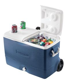 Deck Cooler For Patio NOS Snapple Open Ice Chest