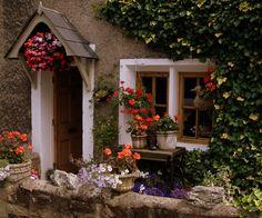 a Heysham cottage (by perseverando)  Near Morecambe, Lancashire, UK