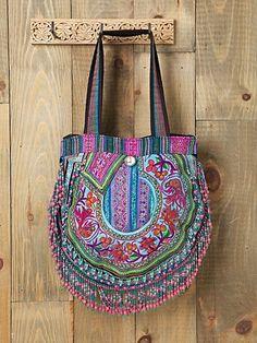Pretty Boho bag