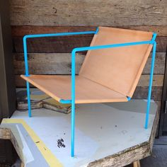 chair collaboration with Eric Trine