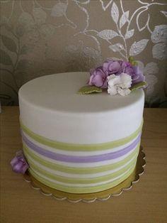 cake hortensia