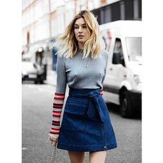 _Line-Denim-Skirt