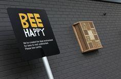 Bee happy! by J Sainsbury, via Flickr